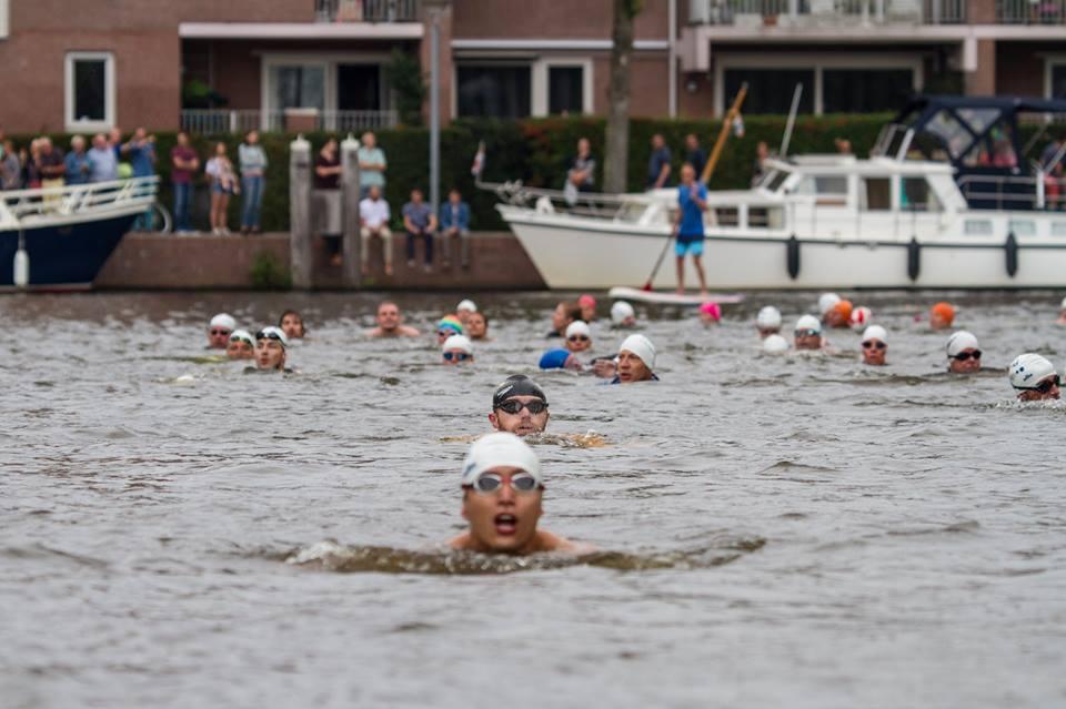 Ultra Swimchallenge voor UMCG Kanker Research Fonds