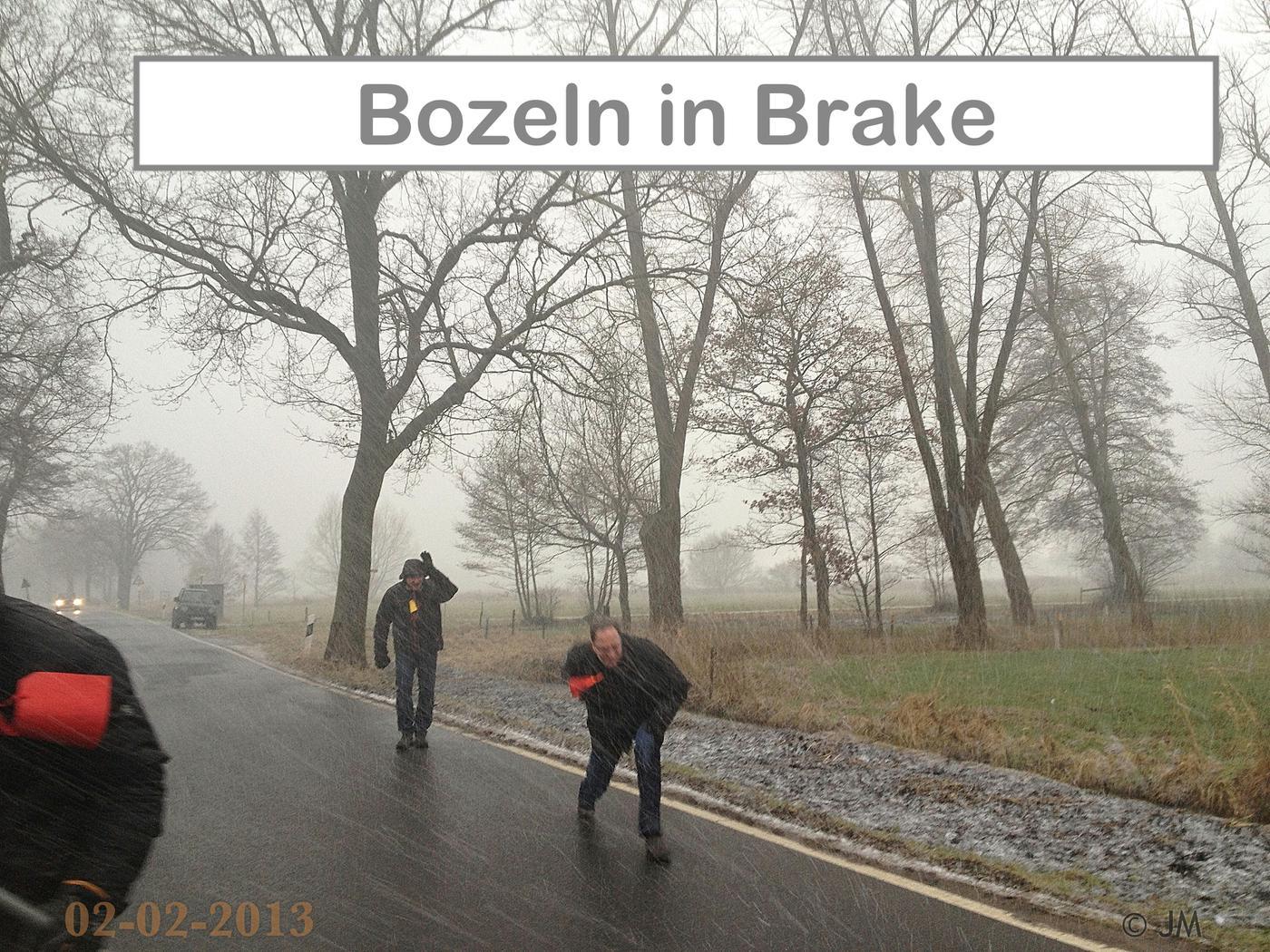Aanmelden voor Boßeln